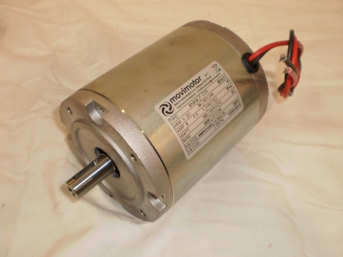 DC Electric Motors diam. 101mm