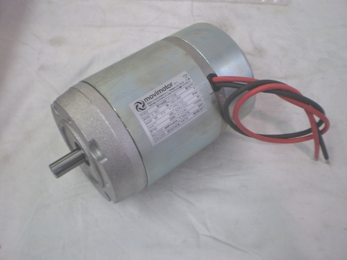 DC Electric Motors diam. 114mm